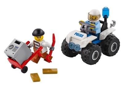LEGO® 60135 Σύλληψη με ATV