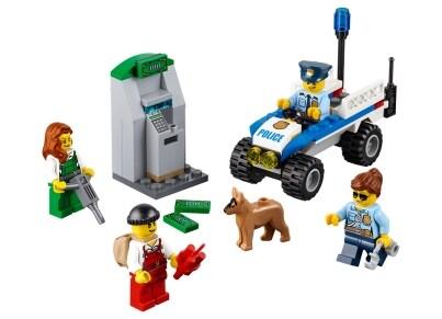 LEGO® 60136 Αστυνομικό Σετ Εκκίνησης