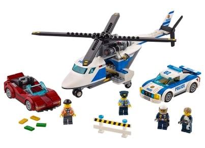 LEGO® 60138 Καταδίωξη σε Υψηλή Ταχύτητα
