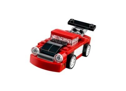 LEGO® 31055 Κόκκινο αγωνιστικό