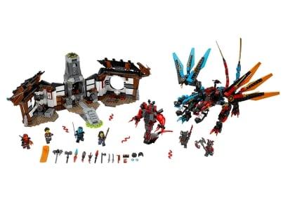 LEGO® 70627 Το Σιδηρουργείο του Δράκου