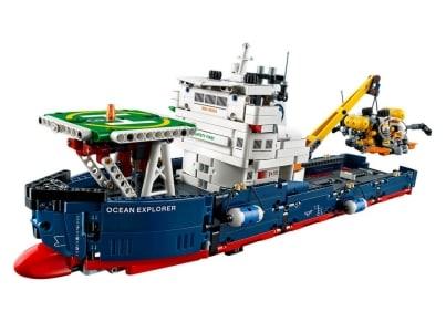 LEGO® 42064 Εξερευνητής των Ωκεανών