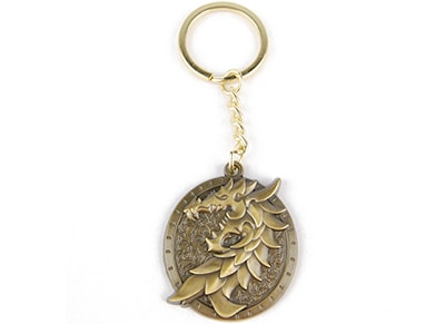 Μπρελόκ Gaya The Elder Scrolls Online Ebonheart Pack Key Ring