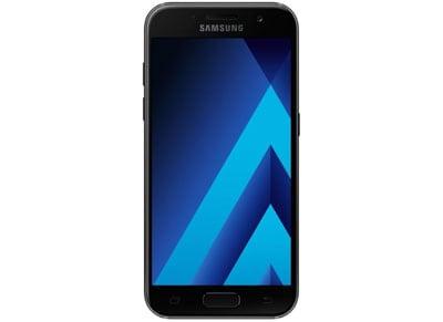 Samsung Galaxy A3 2017 16GB Μαύρο - 4G Smartphone