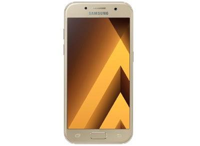Samsung Galaxy A3 2017 16GB Χρυσό - 4G Smartphone