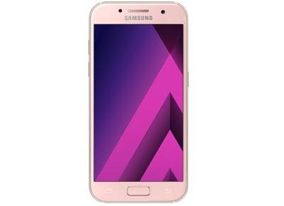 Samsung Galaxy A3 2017 16GB Peach - 4G Smartphone