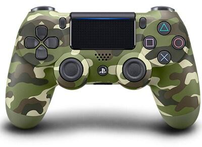 Sony DualShock 4 v2 Green Camo - Χειριστήριο PS4 - Πράσινο