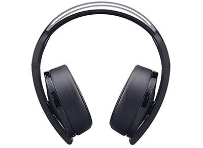 Sony PS4 Platinum Wireless Headset Μαύρο - Gaming Headset Μαύρο
