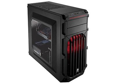 Corsair Carbide SPEC-03 Red LED - Κουτί υπολογιστή