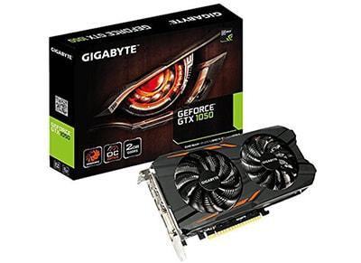 Κάρτα γραφικών NVIDIA GIGABYTE GeForce GTX 1050 Windforce OC 2G