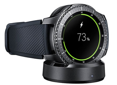 Ασύρματος Φορτιστής - Samsung Wireless Charging Dock for Gear S3