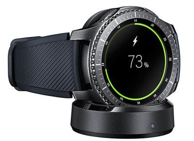Ασύρματος Φορτιστής - Samsung Wireless Charging Dock for Gear S3 wearables  drones   hitech   smartwatches