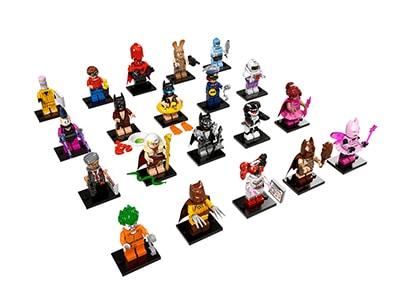 LEGO® 71017 The LEGO® Batman Movie Minifigure (1 Τεμάχιο)