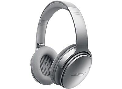 Ακουστικά Κεφαλής Bose QuietComfort 35 Wireless Noise Cancelling Ασημί (2-759944-20)