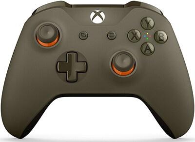 Microsoft Xbox One New Controller - Χειριστήριο Πράσινο