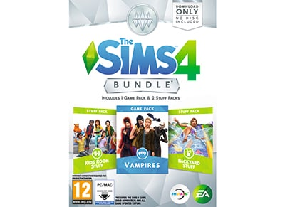 The Sims 4 Bundle Pack 4 - PC Game