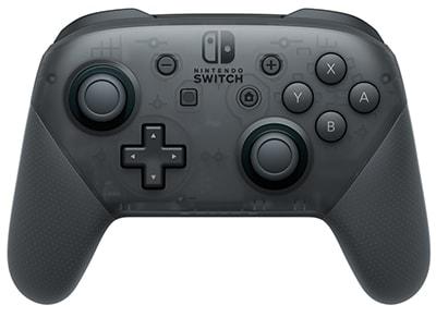 Nintendo Switch Pro Controller - Χειριστήριο Nintendo Switch Γκρι