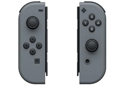 Nintendo Joy-Con Pack - Χειριστήριο Nintendo Switch Γκρι gaming   αξεσουάρ κονσολών   nintendo switch