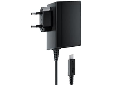 Nintendo Switch AC Adapter - Φορτιστής Nintendo Switch gaming   αξεσουάρ κονσολών   nintendo switch