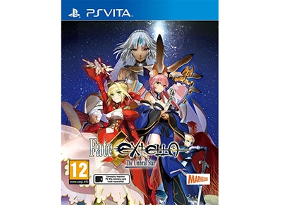 Fate/Extella: The Umbral Star - PS Vita Game