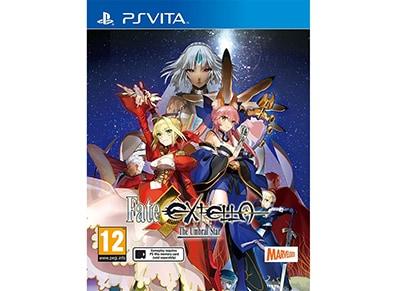 Fate/Extella: The Umbral Star - PS Vita Game gaming   παιχνίδια ανά κονσόλα   ps vita