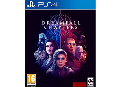 Dreamfall Chapters - PS4 Game