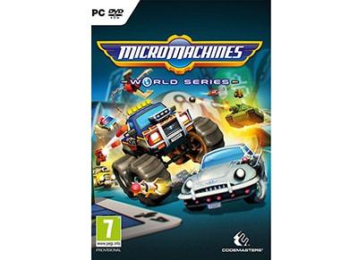 Micro Machines World Series - PC Game