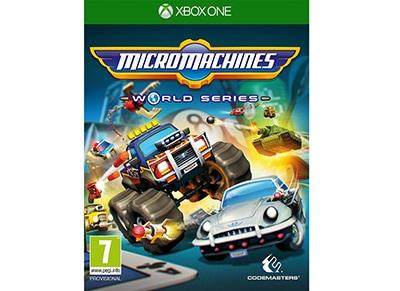 Micro Machines World Series - Xbox One Game