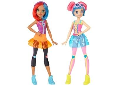 Barbie Video Game - Φίλες - DTW04 - 1 Τεμάχιο