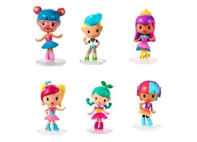Μίνι Κούκλες Barbie Video Game  - DTW13 - 6 Σχέδια - 1 Τεμάχιο