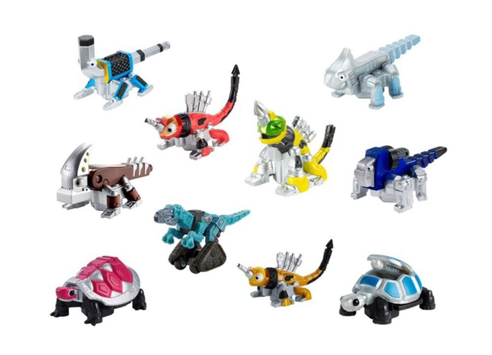 Οχηματάκι Reptool Dinotrux (1 Τεμάχιο)