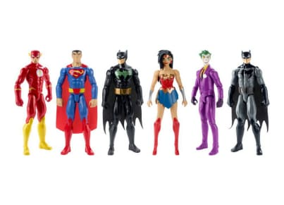 Φιγούρα Justice League Action 30cm - FBR02 - 6 Σχέδια - 1 Τεμάχιο