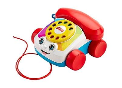 Συρόμενο Τηλέφωνο - Fisher Price - FGW66