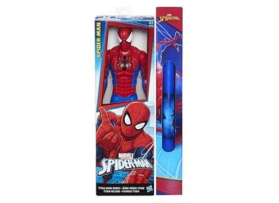 Λαμπάδα Spiderman - Titan Hero Series Spiderman - Hasbro