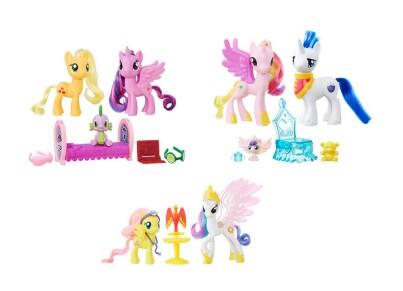 My Little Pony Μίνι Φιγούρες Friendship Pack - 3 Σχέδια - 1 Τεμάχιο