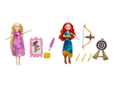 Κούκλα Disney Princess DPB Fashion Doll - 2 Σχέδια - 1 Τεμάχιο