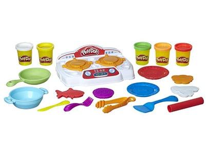 Σετ Play-Doh Sizzlin Stovetop - Hasbro