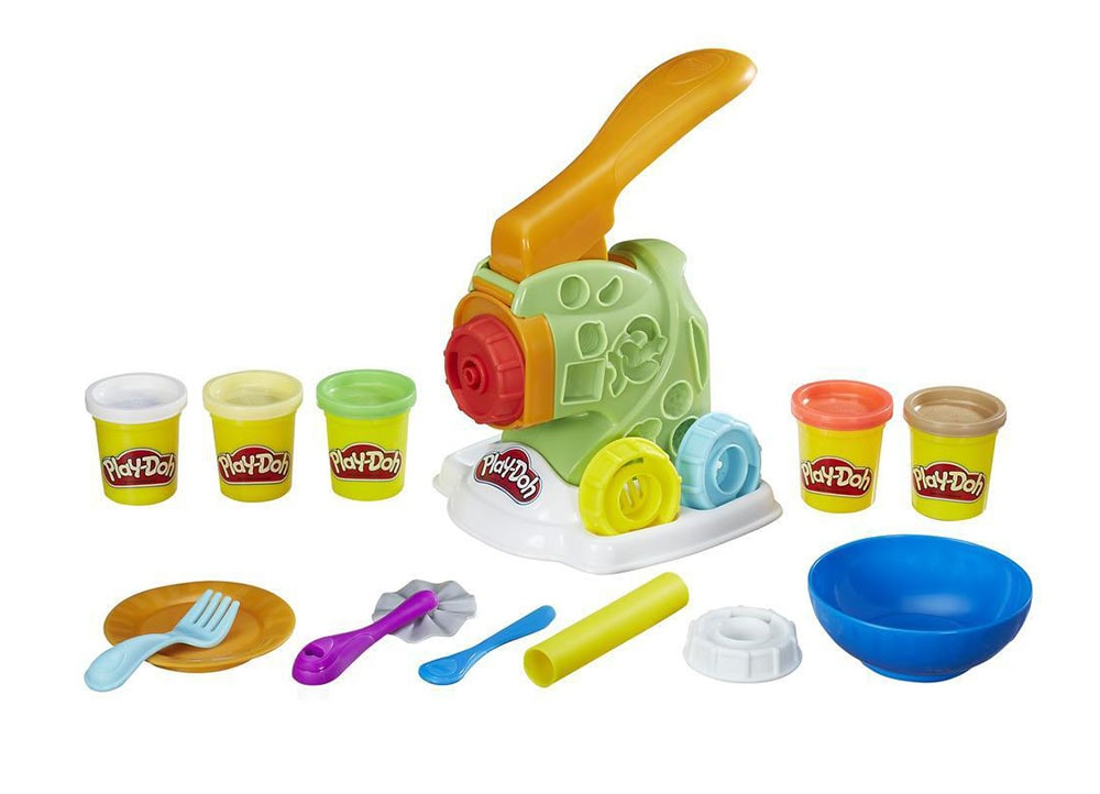 Σετ Kitchen Creations Noodle Makin' Mania Play-Doh