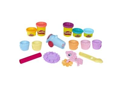 Play Doh Pony Pinkie Pie Cupcake Party