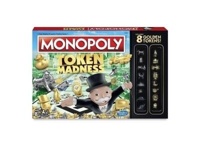 Monopoly Token Madness - Hasbro