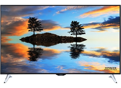 "4K Τηλεόραση 65"" Hitachi 65HZ6W69 Smart LED Ultra HD"