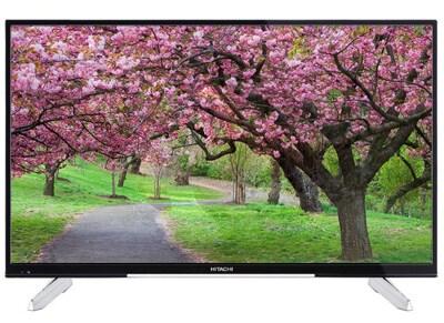 "4K Τηλεόραση 55"" Hitachi 55HK6W64 Smart LED Ultra HD"