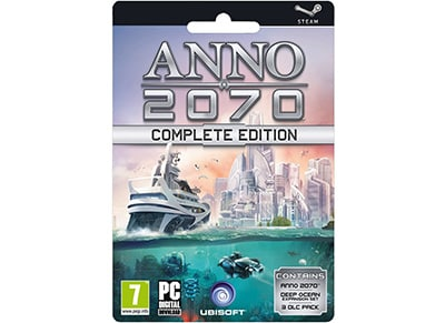 Anno 2070 Complete Edition - PC Digital Game gaming   pc games