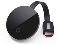 Media Streamer Google ChromeCast Ultra 4K