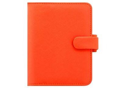Οrganiser - Filofax - POCKET - Saffiano - Bright Orange