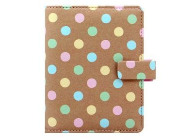 Οrganiser - Filofax - POCKET - Patterns - Pastel Spots