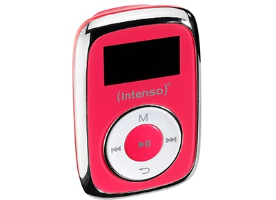 MP3 Player - Intenso 3614563 Music Mover 8GB - Ροζ