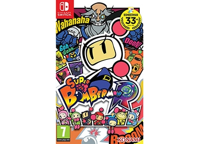 Super Bomberman R - Nintendo Switch Game gaming   παιχνίδια ανά κονσόλα   nintendo switch