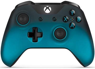 Microsoft Xbox One Ocean Shadow Limited Edition Controller - Χειριστήριο Μπλε
