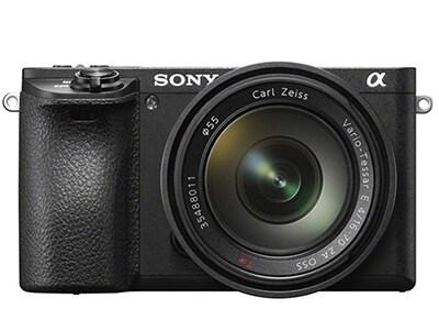 Mirrorless Sony Alpha a6500 16-70mm Μαύρο
